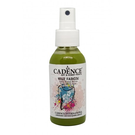 Spray Textil Cadence DARK KIWI