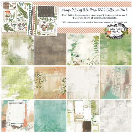 49&market Hike More 12x12 Collection Pack