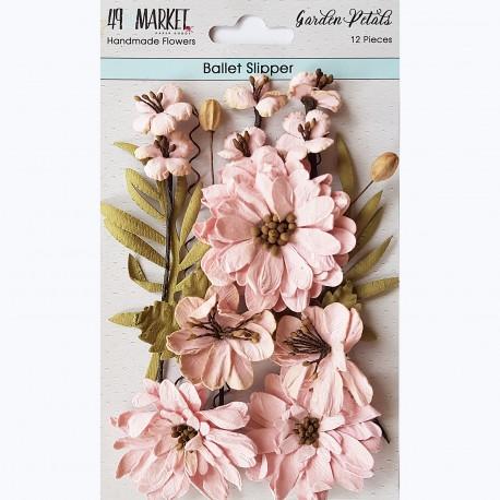 49&market Garden Petals-Ballet Slipper