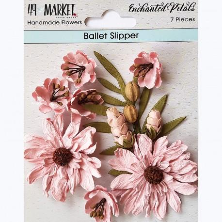49&market Enchanted Petals-Ballet Slipper