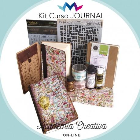 Kit Journal ACADEMIA CREATIVA