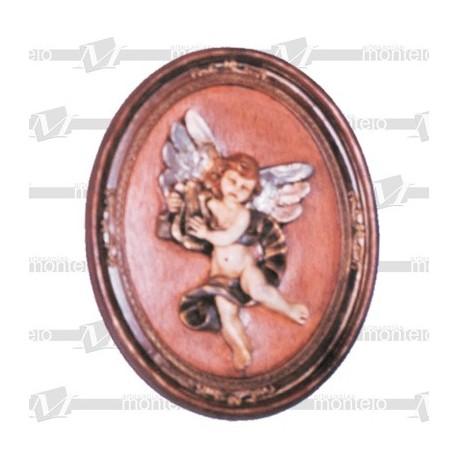 Plafón ángel laúd