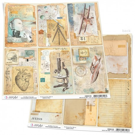"""Sign of the Times Cards Paper Sheet 12""""x12"""""""