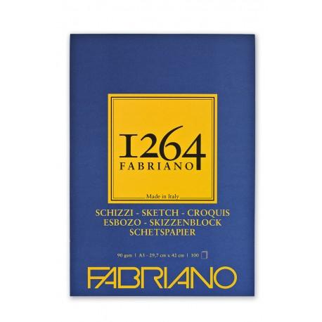 1264 Bloc Croquis A3 ENCOLADO