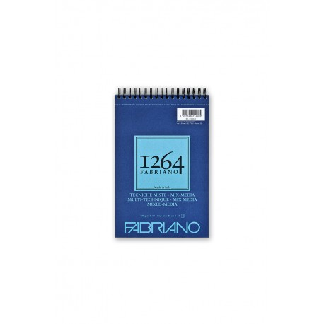 1264 Bloc MixMedia A5 ESPIRAL