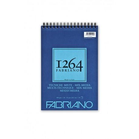 F-1264 Mix Media 300G A4, 30 h.-ESP
