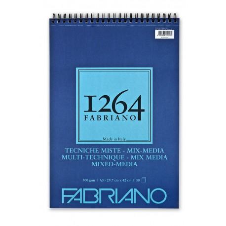 F-1264 Mix Media 300G A3, 30 h.-ESP