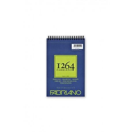 F-1264 Drawing Paper 180G A5, 30 h.-ESP