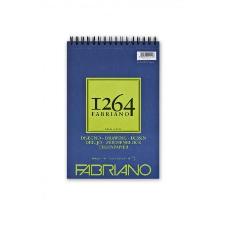 F-1264 Drawing Paper 180G A4, 50 h.-ESP