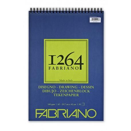1264 Bloc Dibujo A3 ESPIRAL
