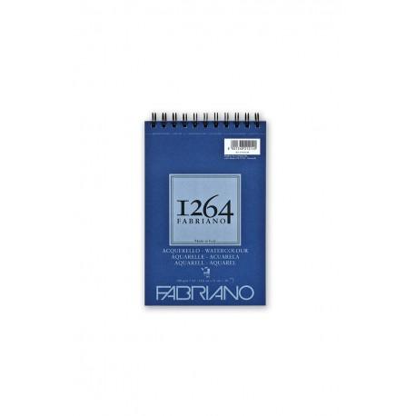 F-1264 Acuarela 25% algodón 300G A5, 20 h.-ESP