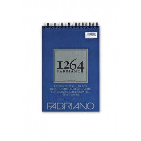 F-1264 Black 200G A4, 40 h.-ESP