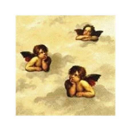 SERVILLETAS ANGELES (20 UNIDS)