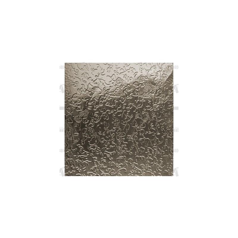 Planchas aluminio plata troqueladas 58x35 - Plancha aluminio precio ...