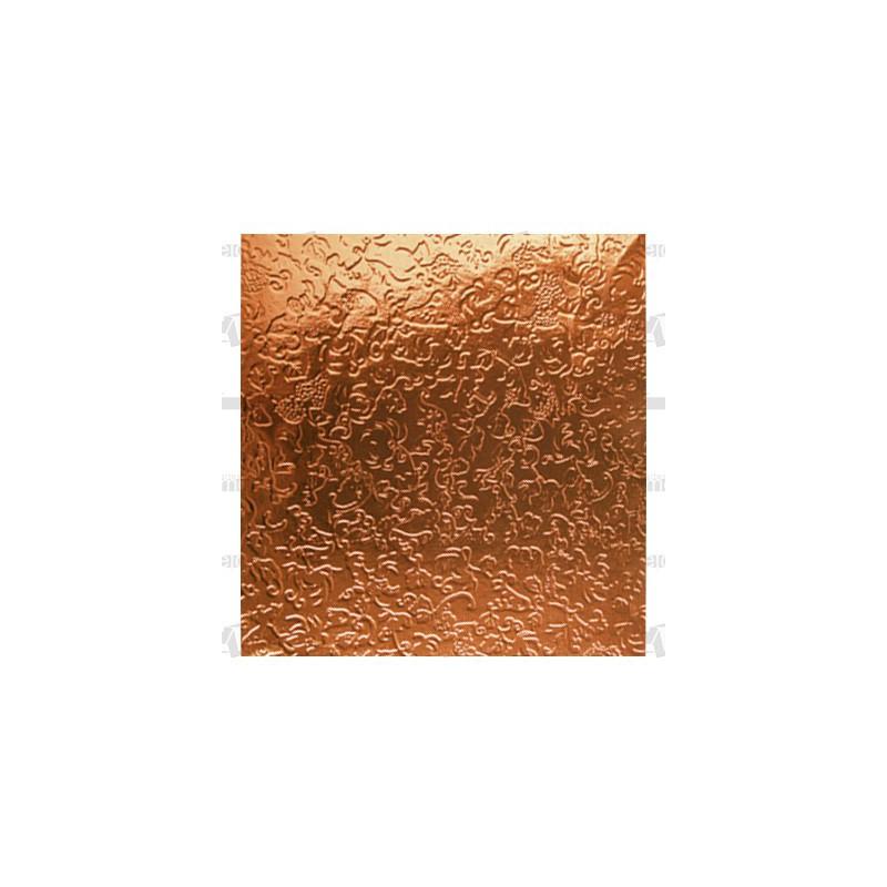 Planchas aluminio cobre troqueladas 58x35 - Plancha aluminio precio ...