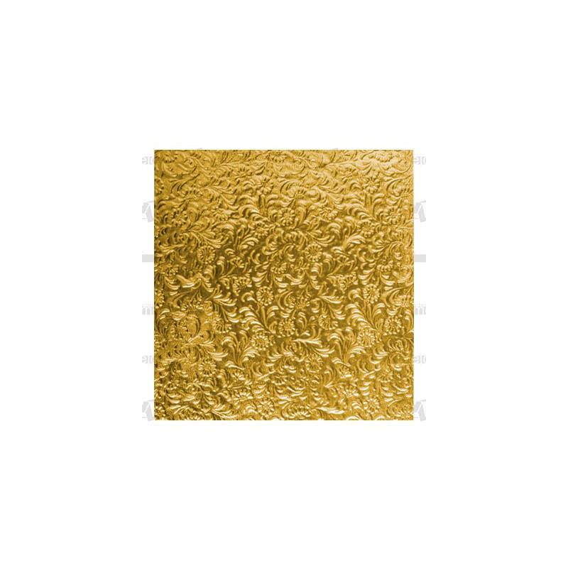 Planchas aluminio oro troqueladas 58x35 - Planchas aluminio precio ...