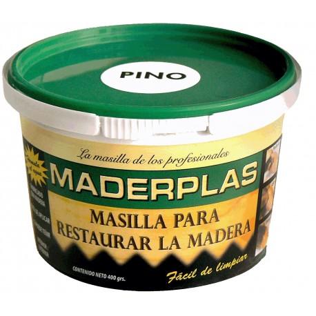 MADERPLAS CAOBA 250 G