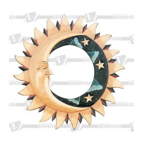 Espejo sol grande
