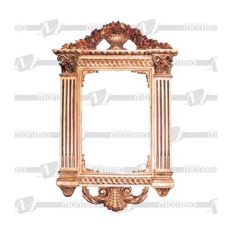 Marco columnas pequeño