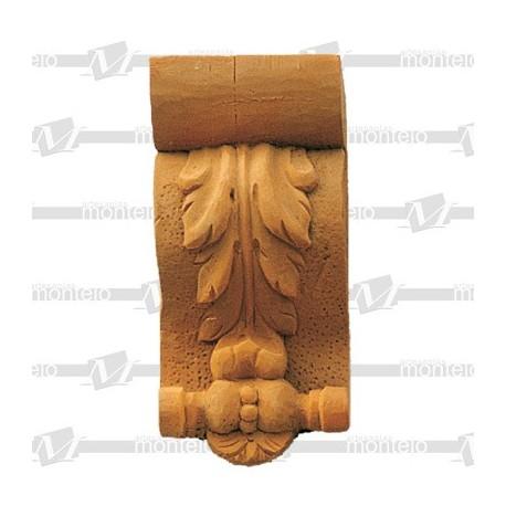 Ménsula madera
