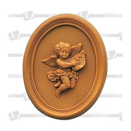 Plafón ángel dormido
