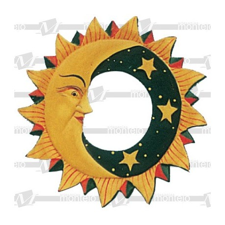 Espejo sol-estrella peq.