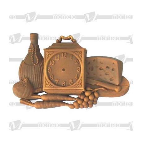 Reloj queso