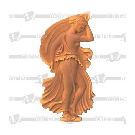 Figura romana izquierda