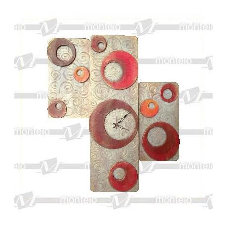 Reloj círculos