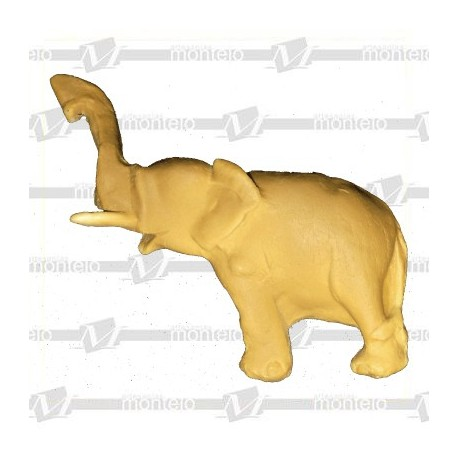 Elefante plano
