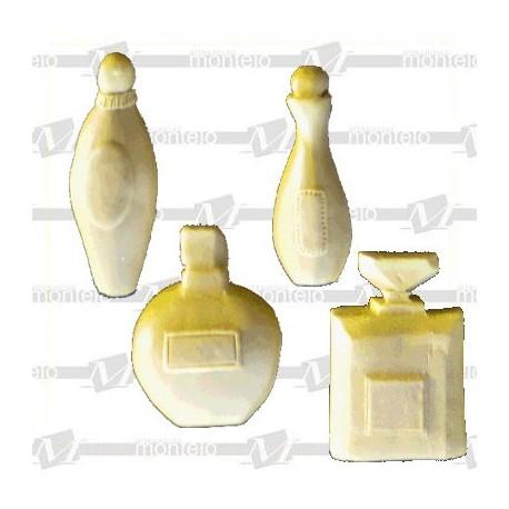 Conjunto de 4 perfumes