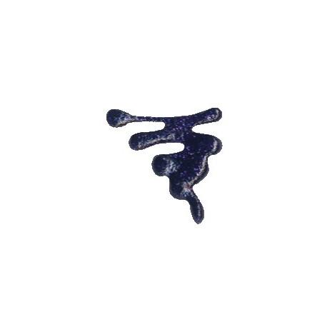 ACRILEX® Pinturas 3D Glitter Violeta 35ml