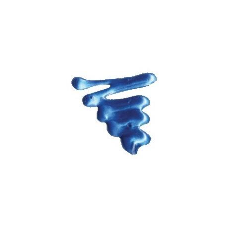 ACRILEX® Pinturas 3D Metálica Azul 35ml