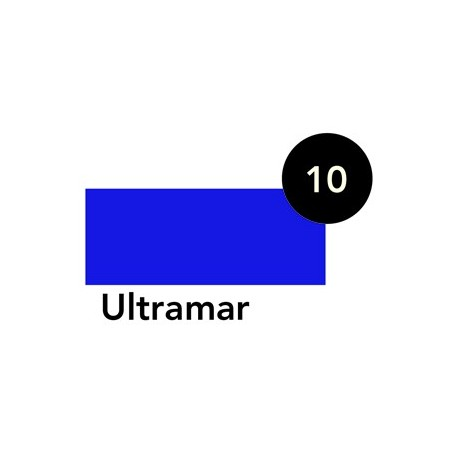 Laca Crystal Azul Ultramar, Tarro 50ml
