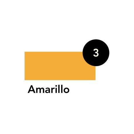 Laca Crystal Amarillo, Tarro 50ml