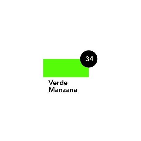 Vitrail Verde Manzana