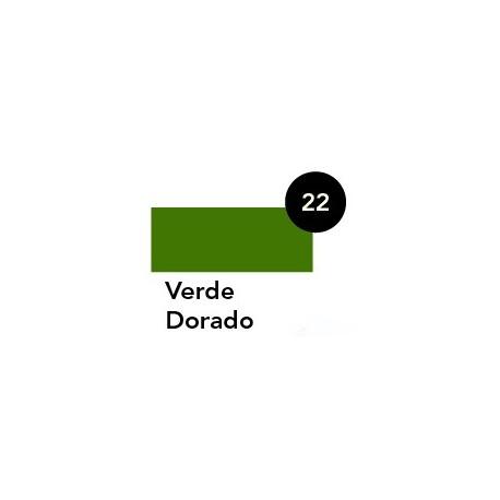 Vitrail Verde Dorado