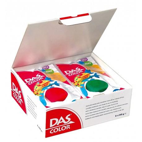 DAS Kit de 8 colores