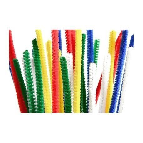 Limpiapipas Colores (100pzs)