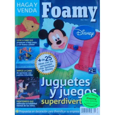 Revista Juguetes y Juegos