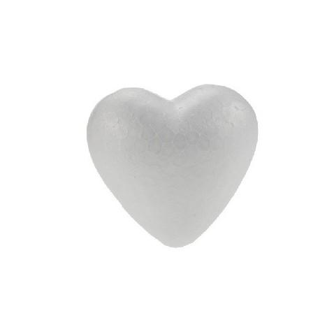 Corazón de Pórex 5 cm