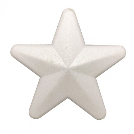 Estrella de Pórex 10 cm