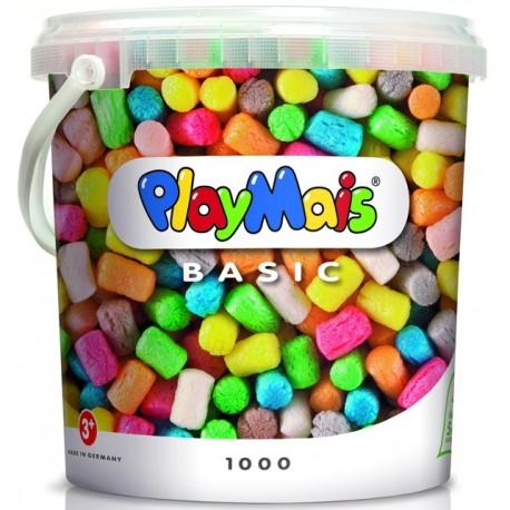 PlayMais Cubo de 1000pzs