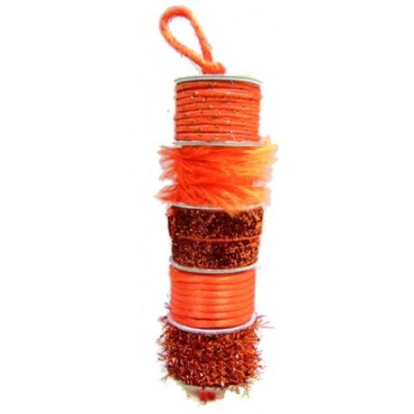 Cordones Decorativos, Naranja