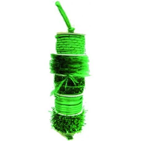 Cordones Decorativos, Verde
