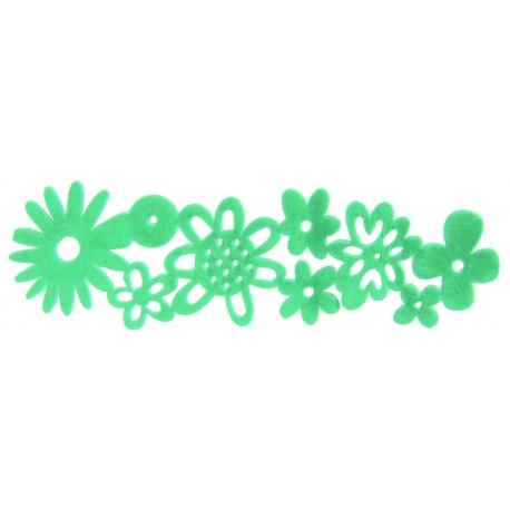Cinta Adhesiva, Flores Jade