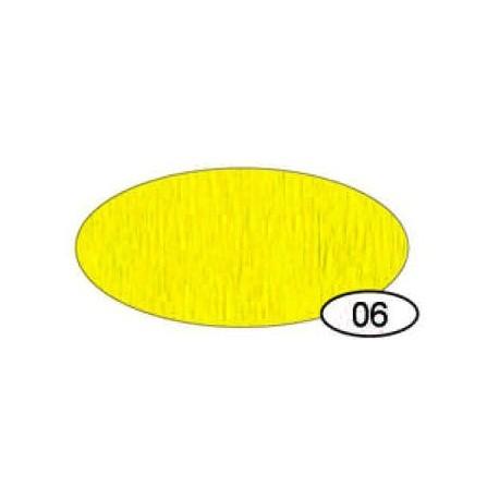 Papel Crespón Amarillo