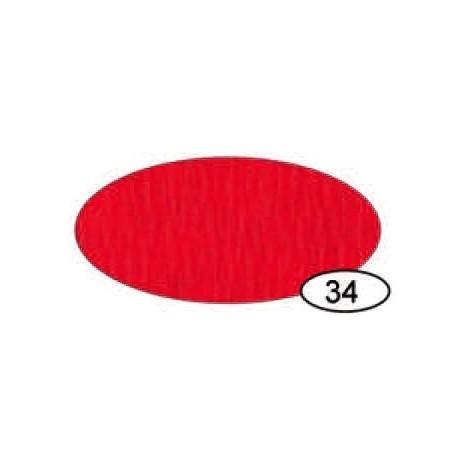 Papel Crespón Rojo