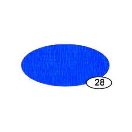 Papel Crespón Azul