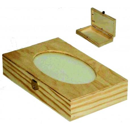 Caja Grande con Cristal Oval
